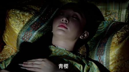 如懿传: 如懿半夜被梦所惊, 醒来她对皇上做出这