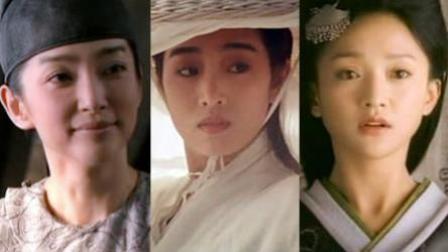 香港古装片里三个最美的内地女星, 不止是造型师的功劳
