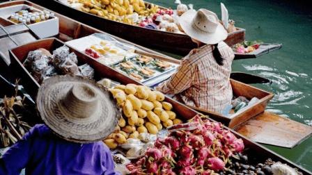 为什么在泰国旅游时, 有美女递草帽一定不能接? 看完刷新三观!
