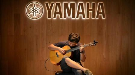 岸部真明指弹吉他曲《winter》雅马哈吉他CSF3M音色试听 星星河乐器专营店