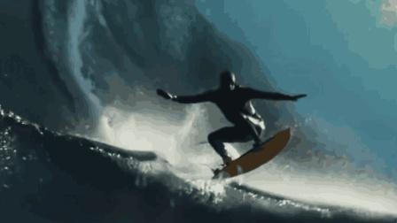 看完国外那些作死的极限运动, 还是觉得冲浪最安
