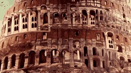 发现5000年前的通天塔, 传闻其能通天, 考古学家揭
