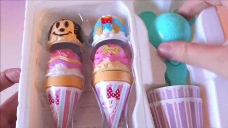 宠物冰淇淋制作套餐 经典彩泥玩具视频
