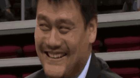 中国男篮蓝队逆转约旦队! 看给姚明乐的!