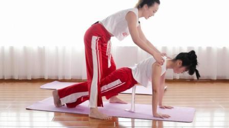 一组体式练全身, 促进血液循环, 调整体质, 有效预防各种慢性疾病