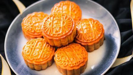 广式月饼的正宗做法, 配方比例告诉你, 自己在家做更好吃