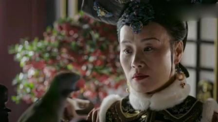 《如懿传》太后担心舒嫔生下皇子后不能为己所