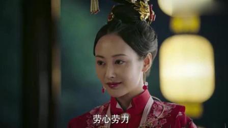 《如懿传》魏嬿婉上演一出好戏顺利封妃, 容珮提