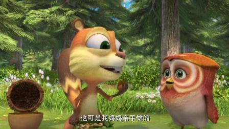 熊熊乐园第2季精编版_24  捷豆豆为什么不开心?
