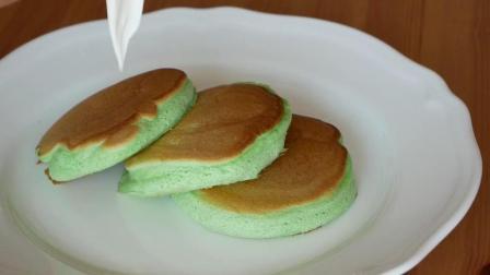 教你制作口感松软的巧克力薄荷蛋黄煎饼, 特别好吃, 喜欢吃甜食的赶紧学习一下吧