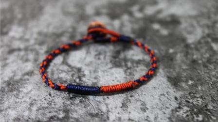 方之物语——左右 手绳材料包diy手工手绳编织教程