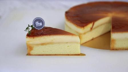 焦糖布丁蛋糕: 这款好吃的简单蛋糕, 真是网红界的智慧之光