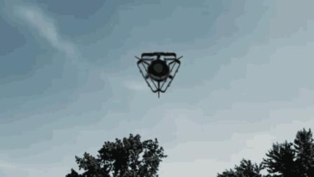 外星不明飞行物UFO目击, 专家认为是无人机, 拍摄