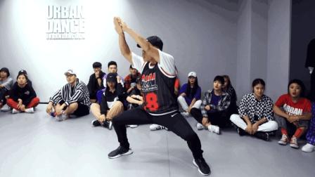 David Lim 编舞《Purple Kisses》Urban Dance Studio GRV