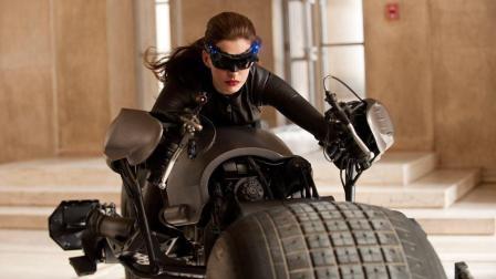 出场就像科幻片, 美国牛人打造柴油摩托车, 比蝙