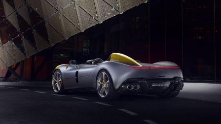 法拉利限量版车型Monza SP1与SP2震撼来袭