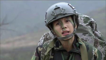 《特种兵之火凤凰》 13 笑笑力尽难继续 女兵团结助战友