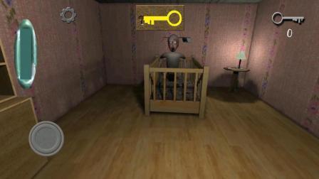 兰德里纳河的孩子02: 恐怖孩子趴在婴儿床里挺可爱的, 别咬我啊!