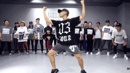 David Lim 编舞《Welcome To My Hood》Urban Dance Studio GRV