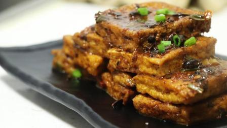 豆腐放了8天还能吃? 看小伙轻松制作, 变成人人都爱吃的美食