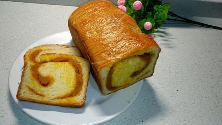 吐司面包怎么做? 4分钟就能学会, 暄软又好吃