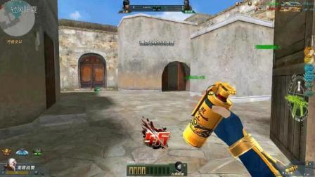 生死狙击轻风: 黄金套装专属属性展示 ! 变身英雄居然还可以增加血量