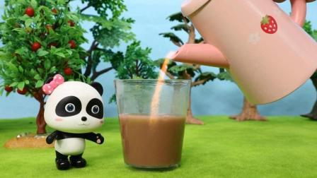 宝宝巴士玩具 第123集 美味的饮料