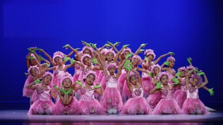 幼儿园舞蹈表演《五彩缤纷》
