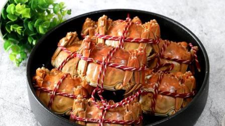 教你如何蒸大闸蟹, 简单几个步骤, 蒸好的螃蟹肉质细嫩且不腥