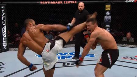 周最佳KO: 桑托斯回旋踢现场教学 当我出腿的一刻胜负已定