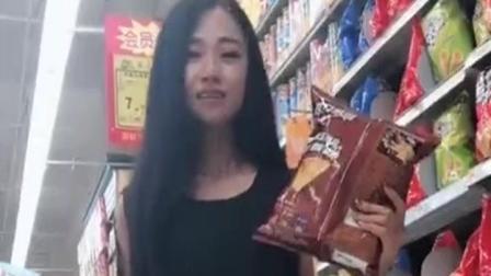 女友说吃一袋薯片就减肥, 早知道她忽悠我, 千算