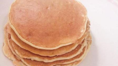 香蕉牛奶饼, 早餐的美味, 软糯可口吃一次就忘不了