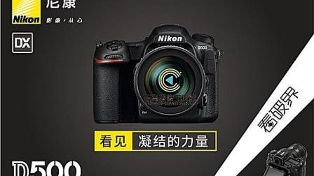 """尼康D500介绍, D500 VS 7D2谁是抓拍王+干货""""对焦点是干啥用的"""""""