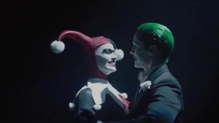 《自杀小分队》从性格扭曲到为爱惊醒, 哈莉奎茵奋不顾身, 小丑演技爆表