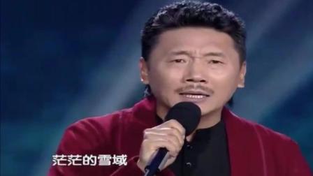 容中尔甲演唱《高原红》, 嗓音高亮!