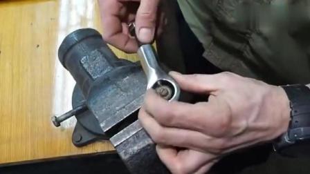 牛人工具改造, 轻松解决锈死的螺帽