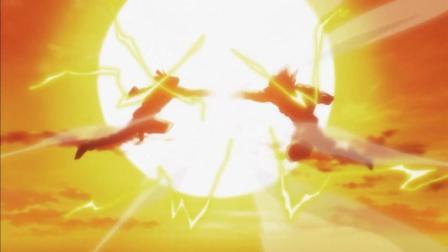 龙珠超: 隐藏的绝世高手! 多年后再见17号已不亚于超蓝状态的孙悟空
