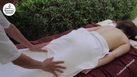 就在街道上做一个养生spa, 这种感觉你体验过吗?