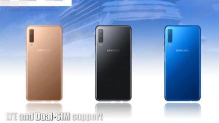 新三星Galaxy A7配有三部后置摄像头