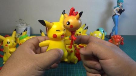 TonyInfinityFigureSpace397KFC皮卡丘玩具