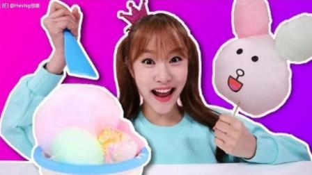 棉花糖冰淇淋的做法