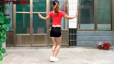 燕子广场舞5211《大声唱》演唱: 凤凰传奇 好听好看