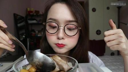 哎呦阿尤 小仙女甜品时刻, 一锅芋圆烧仙草, 好吃