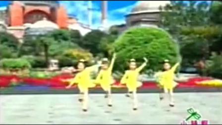 幼儿园舞蹈表演《小蜻蜒》