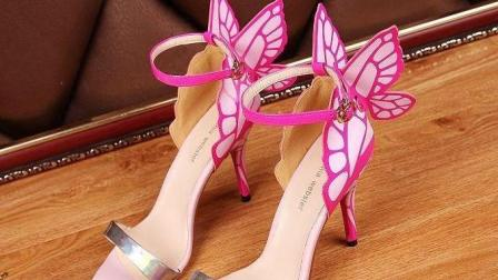 12星座小仙女, 最适合穿哪种高跟鞋? 巨蟹座最漂亮!