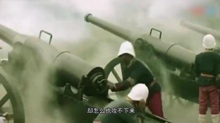 中西军队战斗看出中国落后