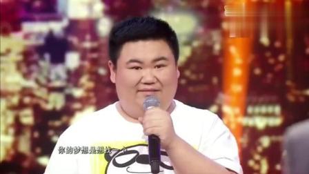 周立波询问为什么不敢进《中国好声音》, 小胖回