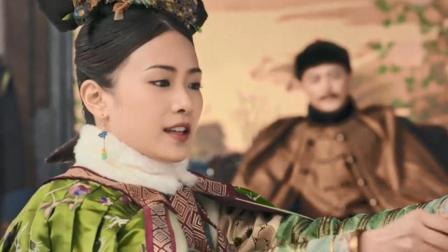 如懿传: 新人恪贵人带着皇上堆雪人吃烤肉独享盛宠, 炩妃送来野鸡被嘲讽奚落