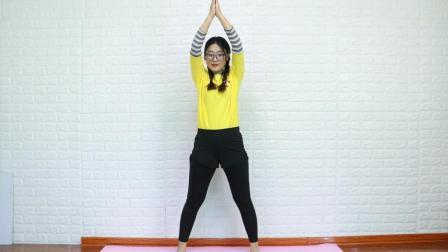 每天这样跳跃5分钟, 疏通筋络促进血液循环, 快速燃脂瘦身