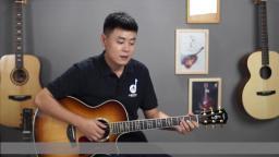《鸽子》吉他弹唱教学——小磊吉他教室出品